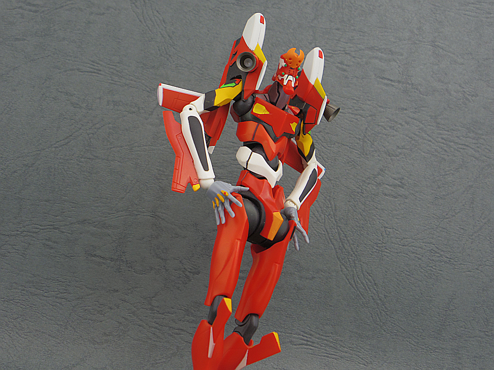 ROBOT魂 エヴァ2号機46