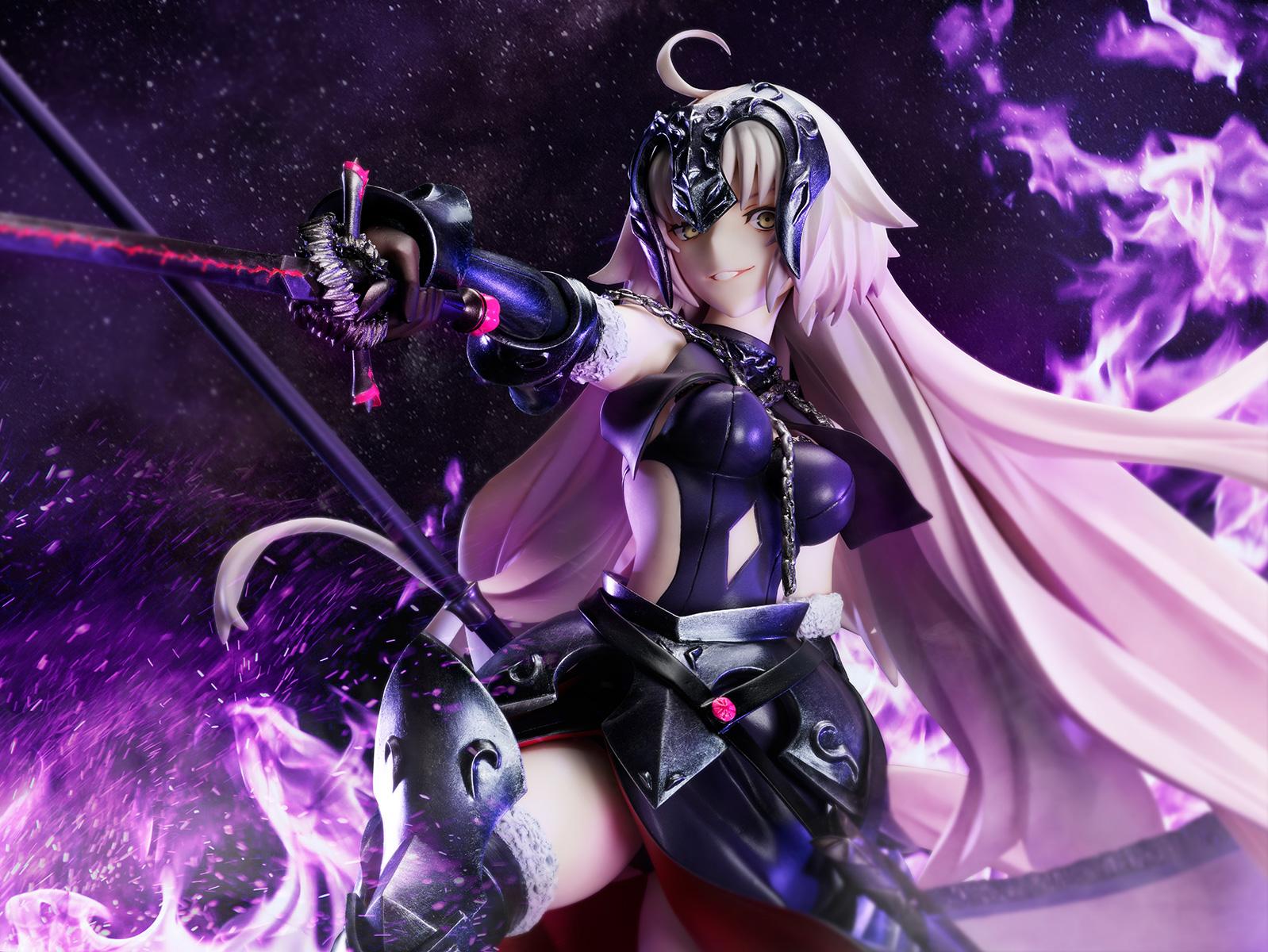 FateGrand Order アヴェンジャージャンヌ・ダルク[オルタ] 昏き焔を纏いし竜の魔女 17 完成品フィギュアFIGURE-055727_08
