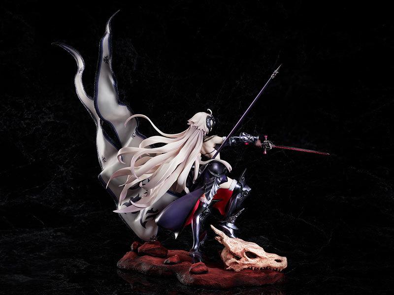 FateGrand Order アヴェンジャージャンヌ・ダルク[オルタ] 昏き焔を纏いし竜の魔女 17 完成品フィギュアFIGURE-055727_05
