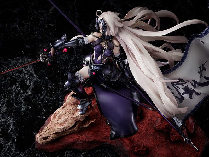 FateGrand Order アヴェンジャージャンヌ・ダルク[オルタ] 昏き焔を纏いし竜の魔女 17 完成品フィギュアFIGURE-055727_06