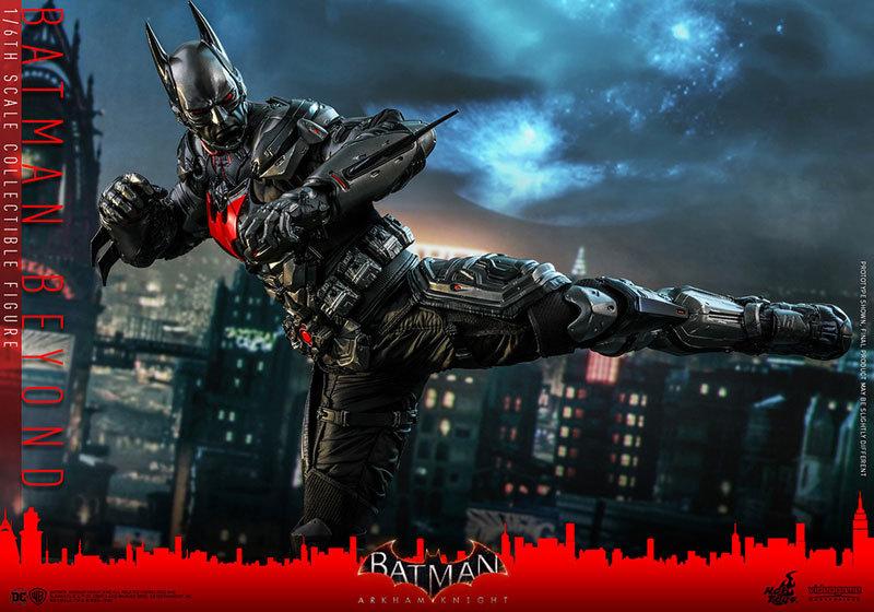 ビデオゲームマスターピース アーカムナイト バットマン ザ フューチャー版FIGURE-056023_09