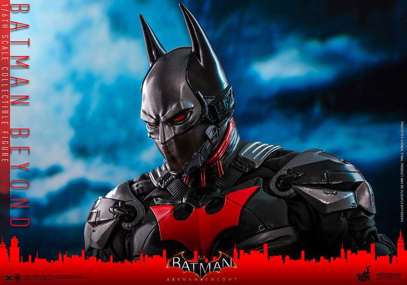 ビデオゲームマスターピース アーカムナイト バットマン ザ フューチャー版FIGURE-056023_11