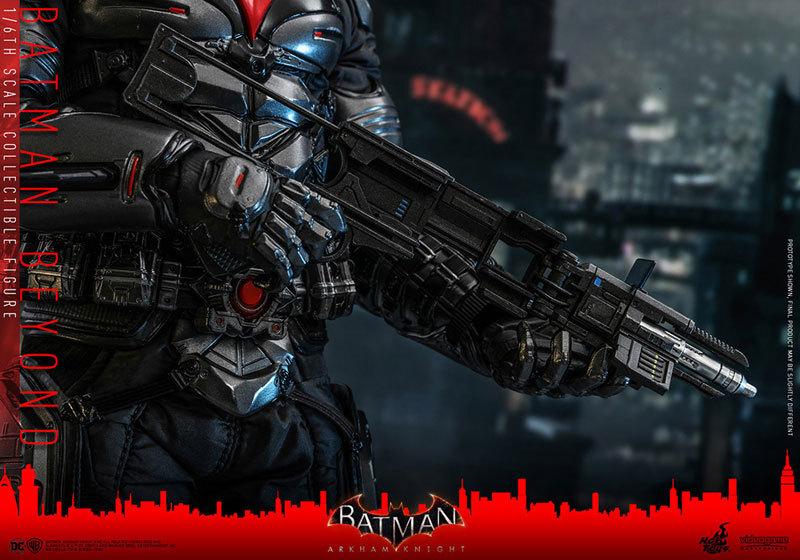 ビデオゲームマスターピース アーカムナイト バットマン ザ フューチャー版FIGURE-056023_12