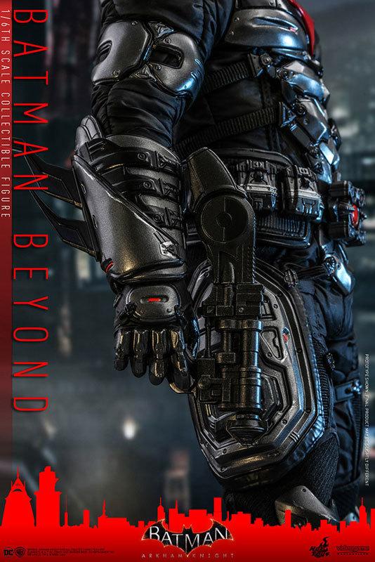 ビデオゲームマスターピース アーカムナイト バットマン ザ フューチャー版FIGURE-056023_07
