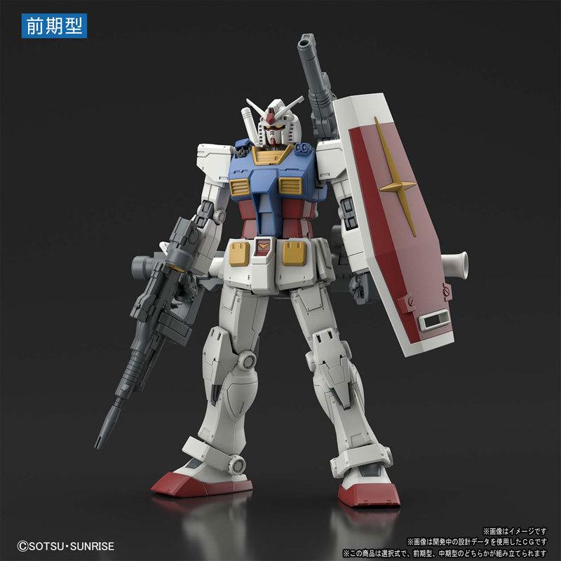 HG 1144 RX-78-02 ガンダム(GUNDAM THE ORIGIN版) プラモデルTOY-GDM-4617_01