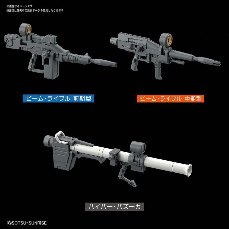 HG 1144 RX-78-02 ガンダム(GUNDAM THE ORIGIN版) プラモデルTOY-GDM-4617_06