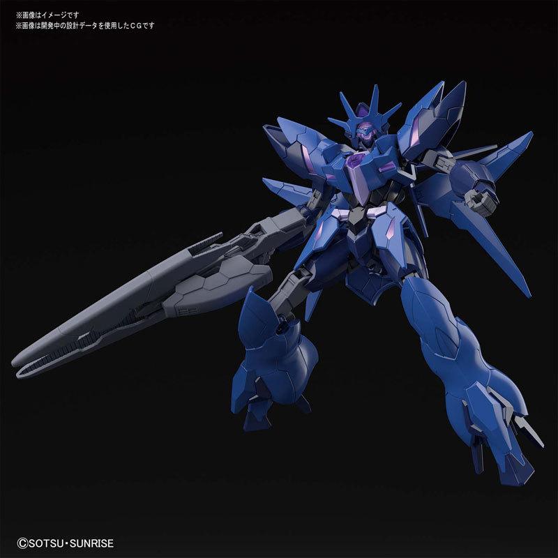 HGBD:R 1144 敵ガンダム プラモデル(仮称)TOY-GDM-4620_01