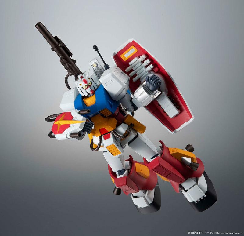 ROBOT魂 〈SIDE MS〉 PF-78-1 パーフェクトガンダムFIGURE-054842_03