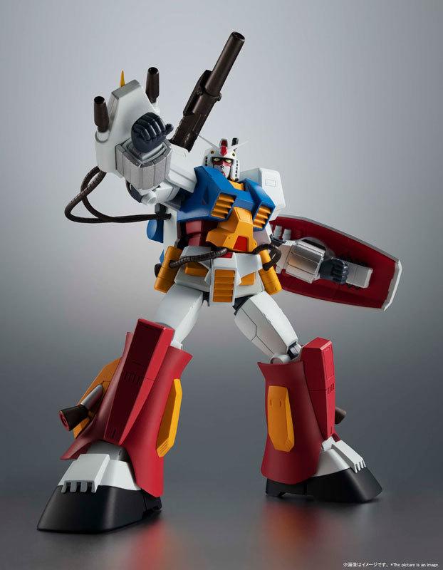 ROBOT魂 〈SIDE MS〉 PF-78-1 パーフェクトガンダムFIGURE-054842_04
