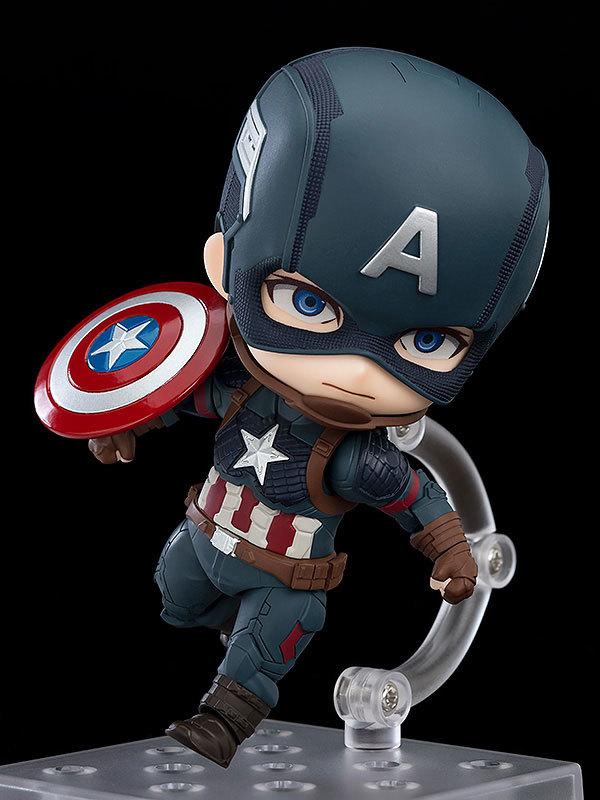 ねんどろいど アベンジャーズエンドゲーム キャプテン・アメリカ エンドゲーム・エディション DXFIGURE-053621_02