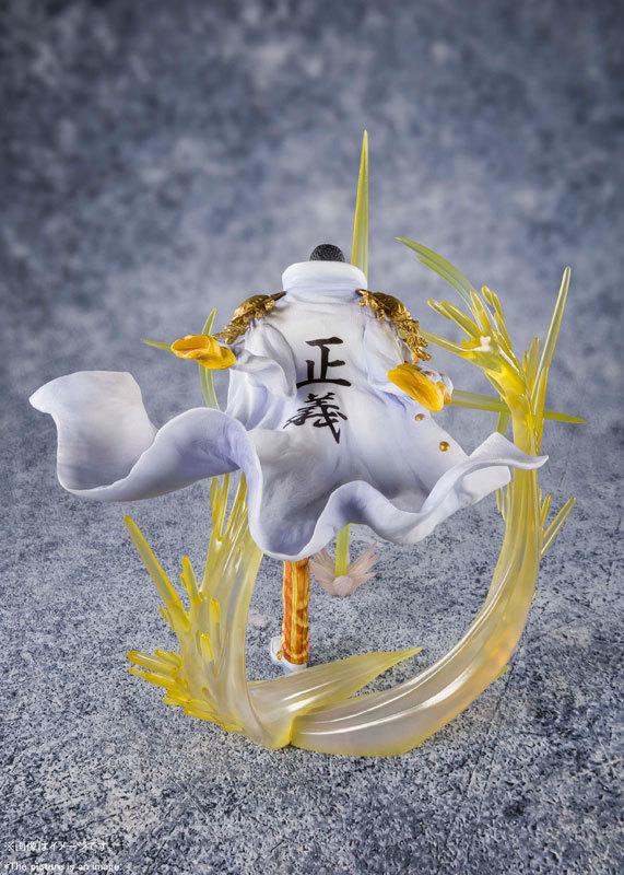 """フィギュアーツZERO [EXTRA BATTLE] """"三大将"""" ボルサリーノ -黄猿-FIGURE-053207_04"""