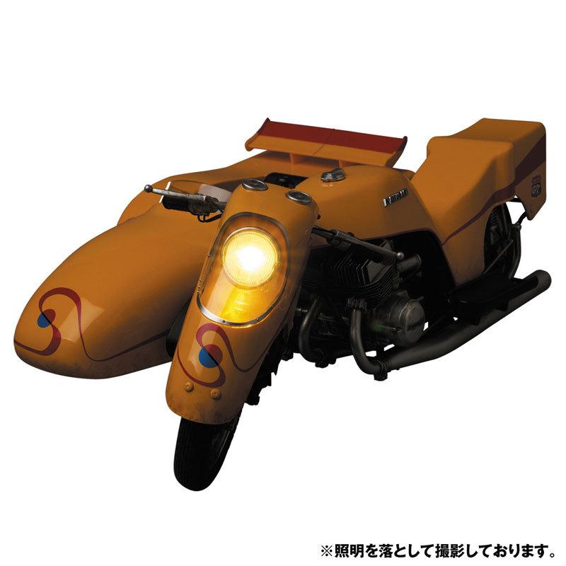リアルアクションヒーローズ RAH キカイダーサイドマシーン究極版FIGURE-051897_10