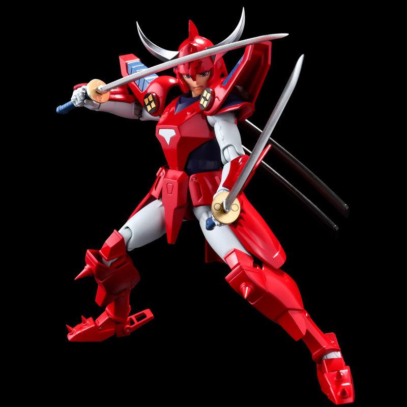 超弾可動 鎧伝サムライトルーパー 烈火のリョウ 可動フィギュアFIGURE-053345_01