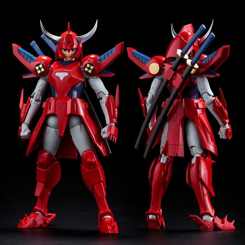 超弾可動 鎧伝サムライトルーパー 烈火のリョウ 可動フィギュアFIGURE-053345_02