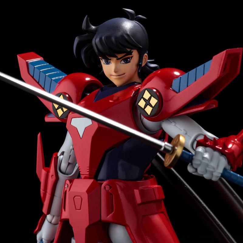 超弾可動 鎧伝サムライトルーパー 烈火のリョウ 可動フィギュアFIGURE-053345_05