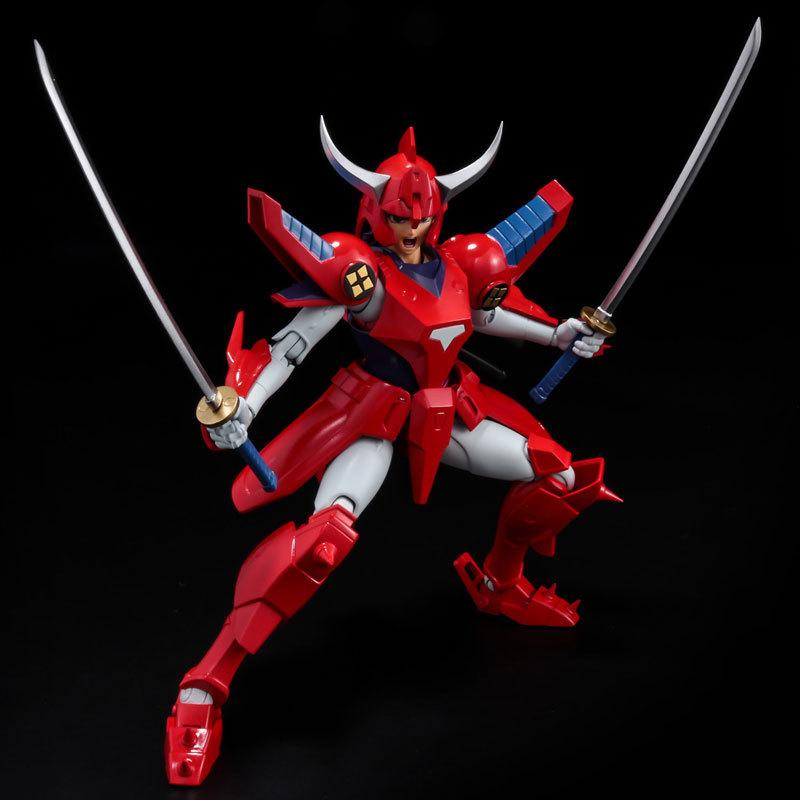 超弾可動 鎧伝サムライトルーパー 烈火のリョウ 可動フィギュアFIGURE-053345_06