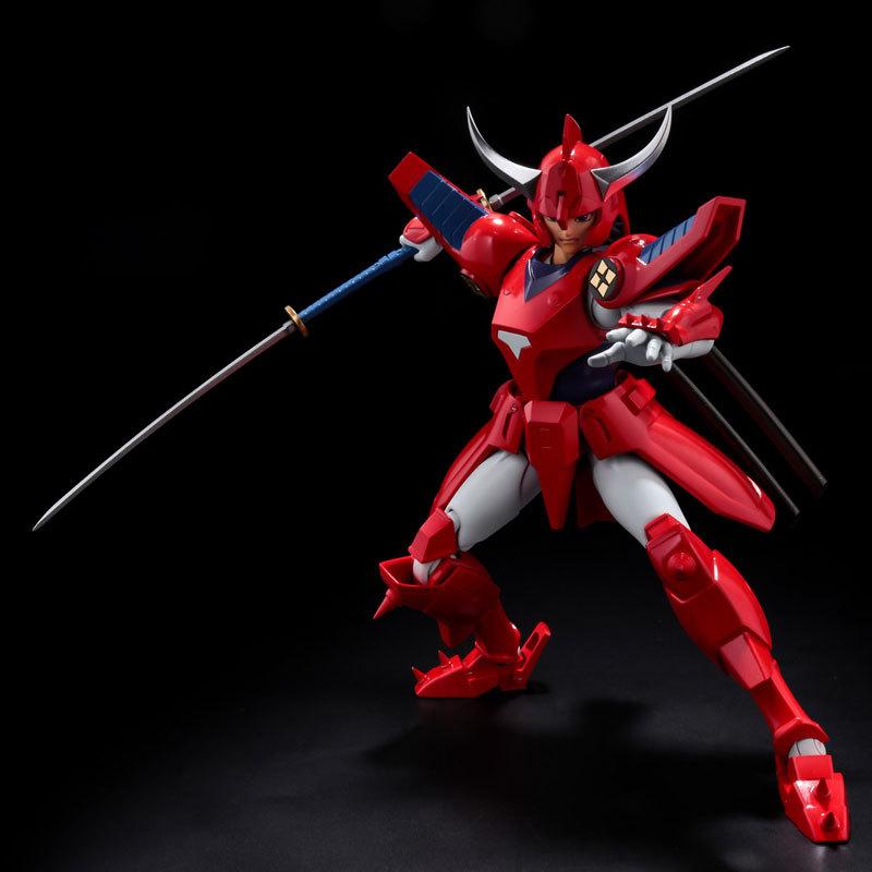 超弾可動 鎧伝サムライトルーパー 烈火のリョウ 可動フィギュアFIGURE-053345_08