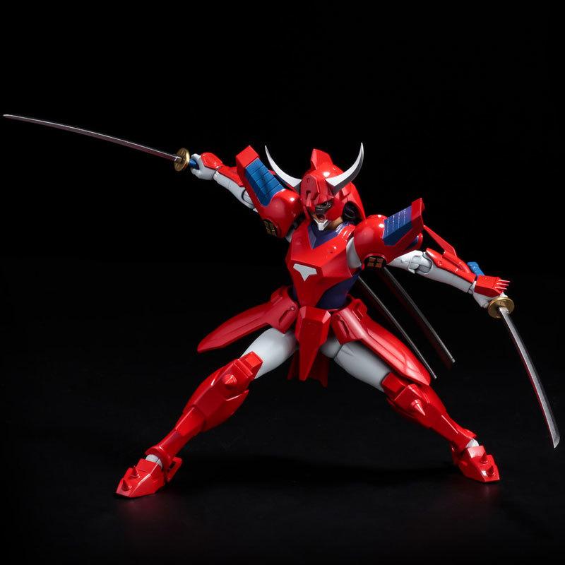超弾可動 鎧伝サムライトルーパー 烈火のリョウ 可動フィギュアFIGURE-053345_09
