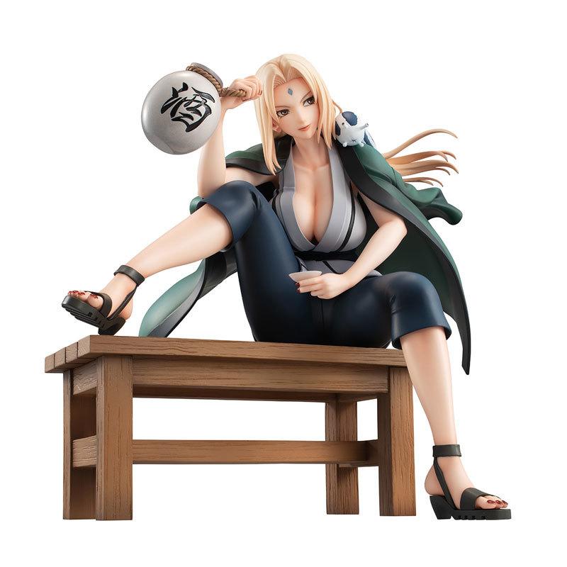 NARUTOギャルズ NARUTO‐ナルト‐ 疾風伝 綱手FIGURE-055317_07