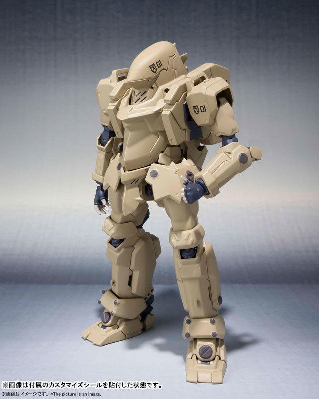 ROBOT魂 〈SIDE TA〉 壱七式戦術甲冑雷電FIGURE-055541_01