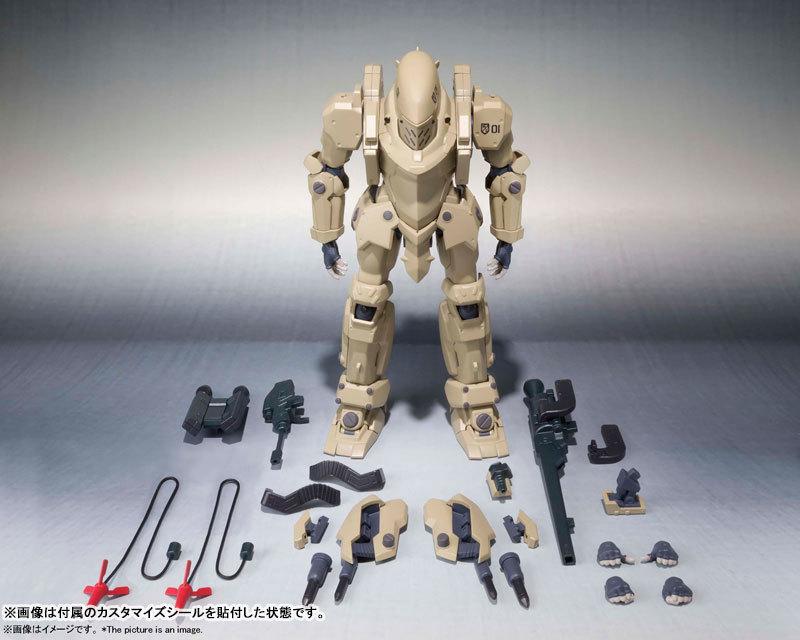ROBOT魂 〈SIDE TA〉 壱七式戦術甲冑雷電FIGURE-055541_03