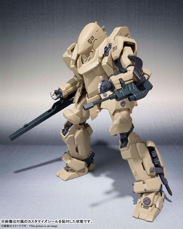ROBOT魂 〈SIDE TA〉 壱七式戦術甲冑雷電FIGURE-055541_04