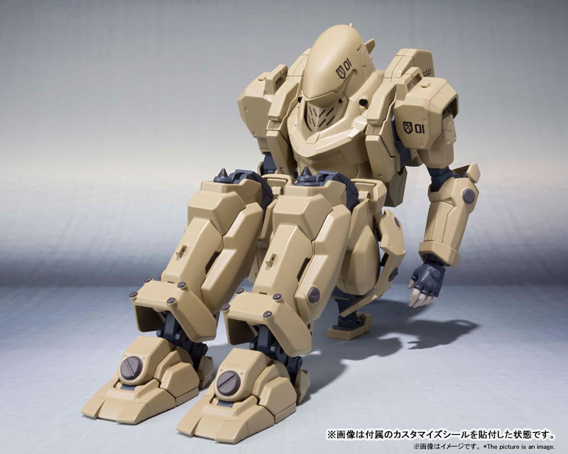 ROBOT魂 〈SIDE TA〉 壱七式戦術甲冑雷電FIGURE-055541_06
