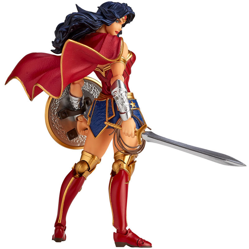 フィギュアコンプレックス アメイジング・ヤマグチ Wonder WomanFIGURE-055059_01
