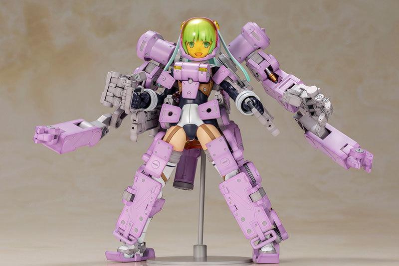 フレームアームズ・ガール グライフェン Ultramarine VioletFIGURE-055463_04