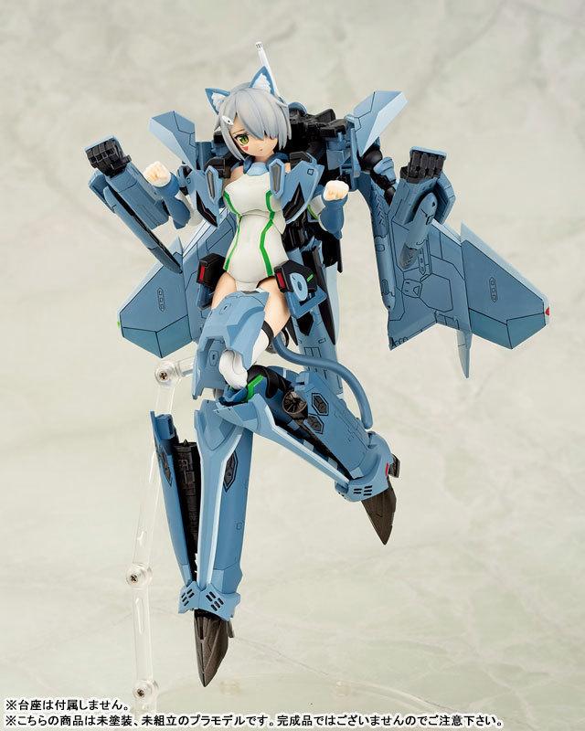 ACKS マクロスΔ VF-31A カイロス プラモデルFIGURE-041893_01