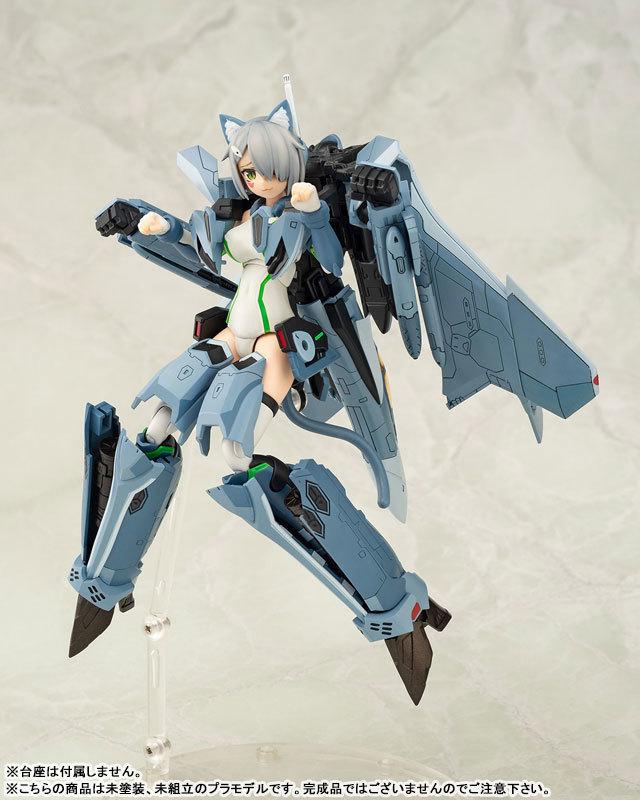 ACKS マクロスΔ VF-31A カイロス プラモデルFIGURE-041893_02