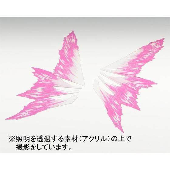 "RG デスティニーガンダム用 拡張エフェクトユニット""光の翼""08"