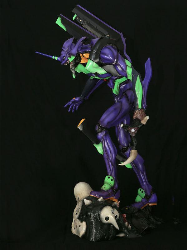 ART MASTER 3D エヴァンゲリオン初号機 松村しのぶVerFIGURE-056361_04