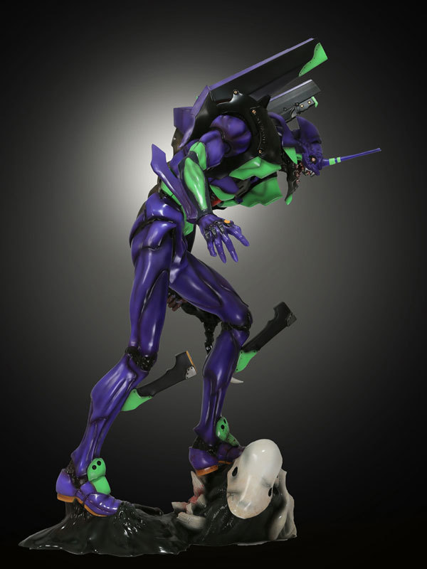 ART MASTER 3D エヴァンゲリオン初号機 松村しのぶVerFIGURE-056361_09