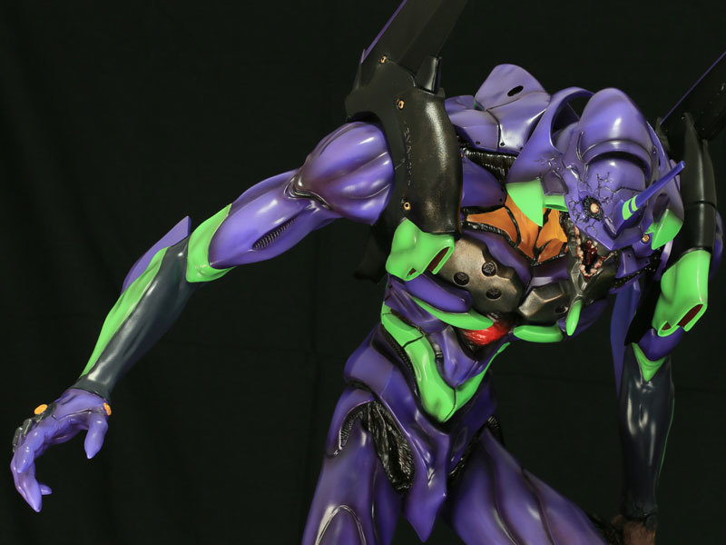 ART MASTER 3D エヴァンゲリオン初号機 松村しのぶVerFIGURE-056361_01