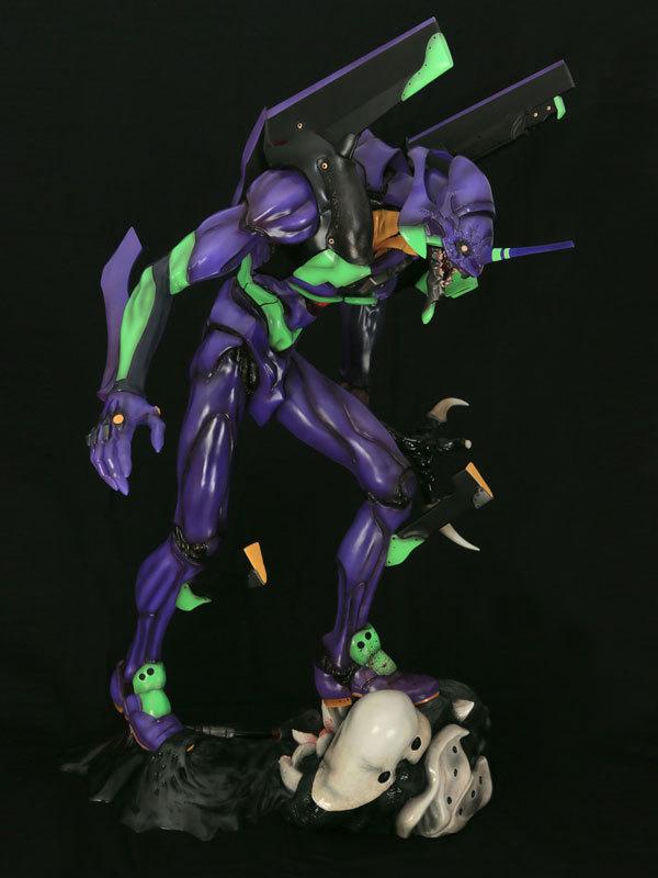 ART MASTER 3D エヴァンゲリオン初号機 松村しのぶVerFIGURE-056361_03