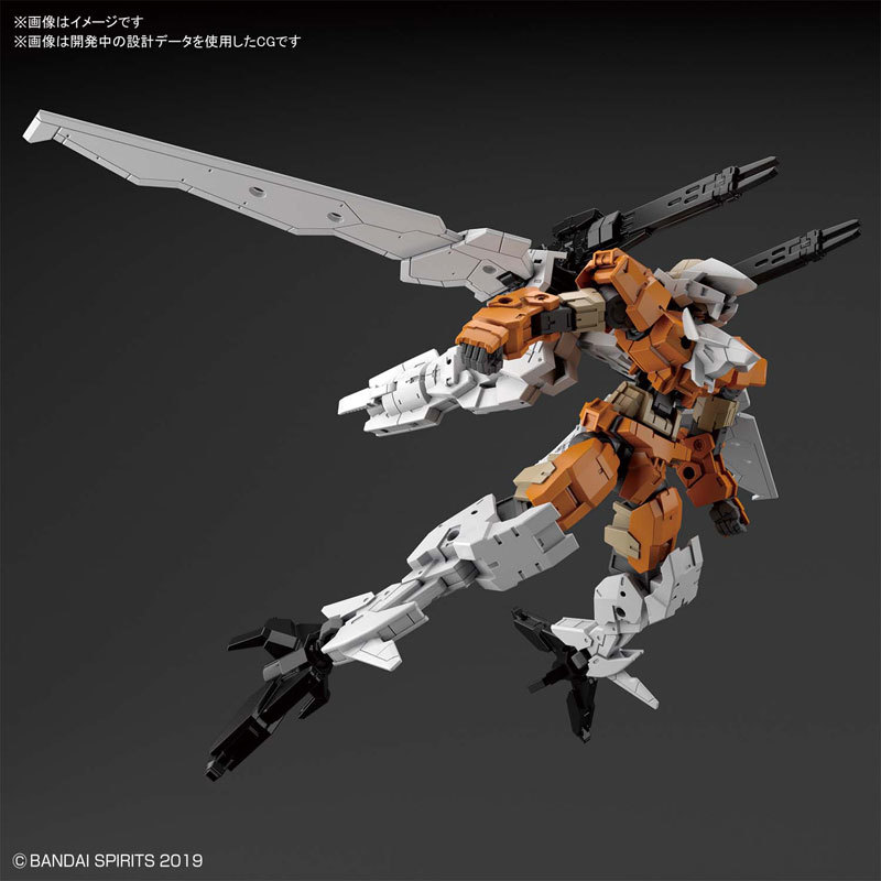 30MM 1144 eEXM-17 アルト(空中戦仕様)[オレンジ] プラモデルTOY-RBT-5282_01