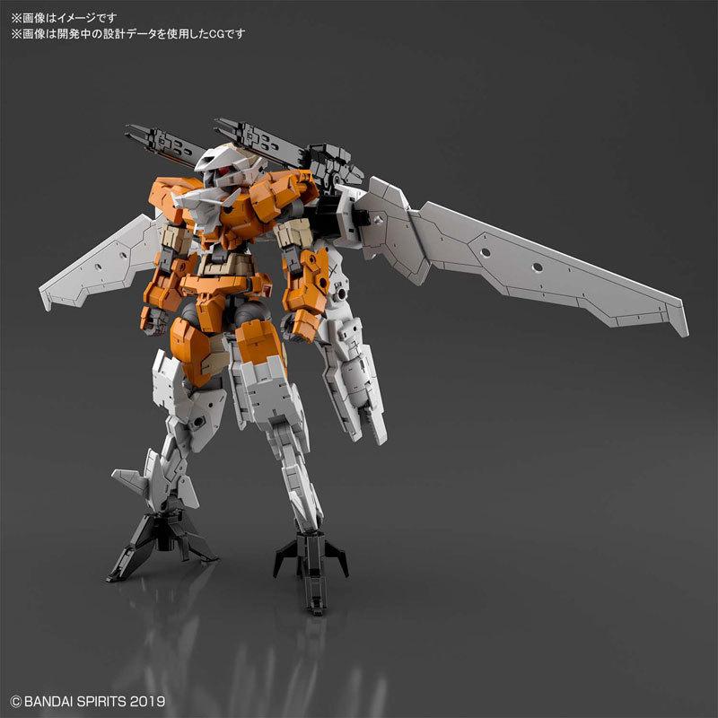 30MM 1144 eEXM-17 アルト(空中戦仕様)[オレンジ] プラモデルTOY-RBT-5282_02