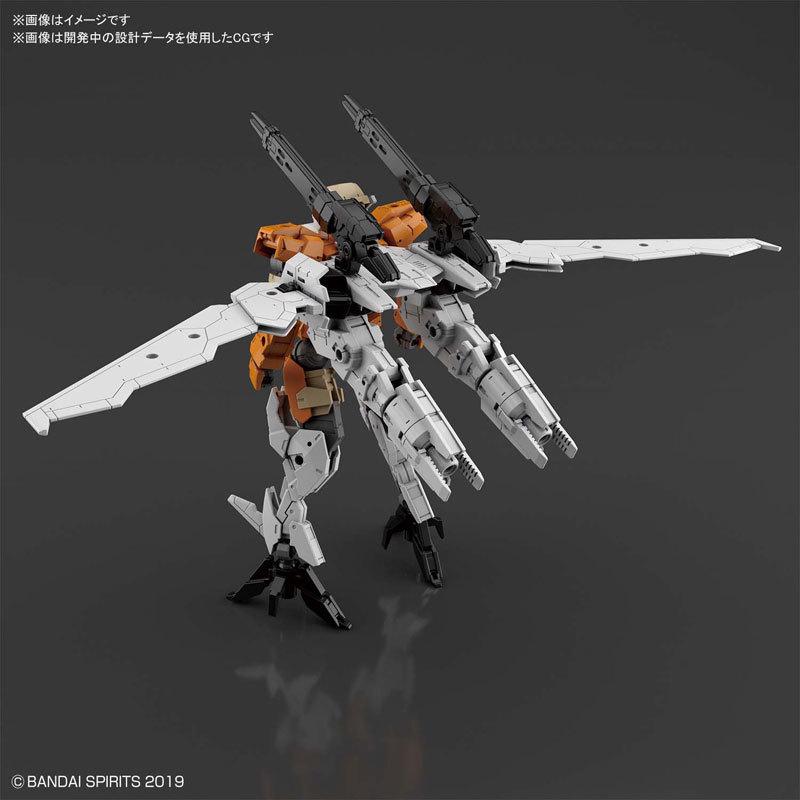 30MM 1144 eEXM-17 アルト(空中戦仕様)[オレンジ] プラモデルTOY-RBT-5282_03