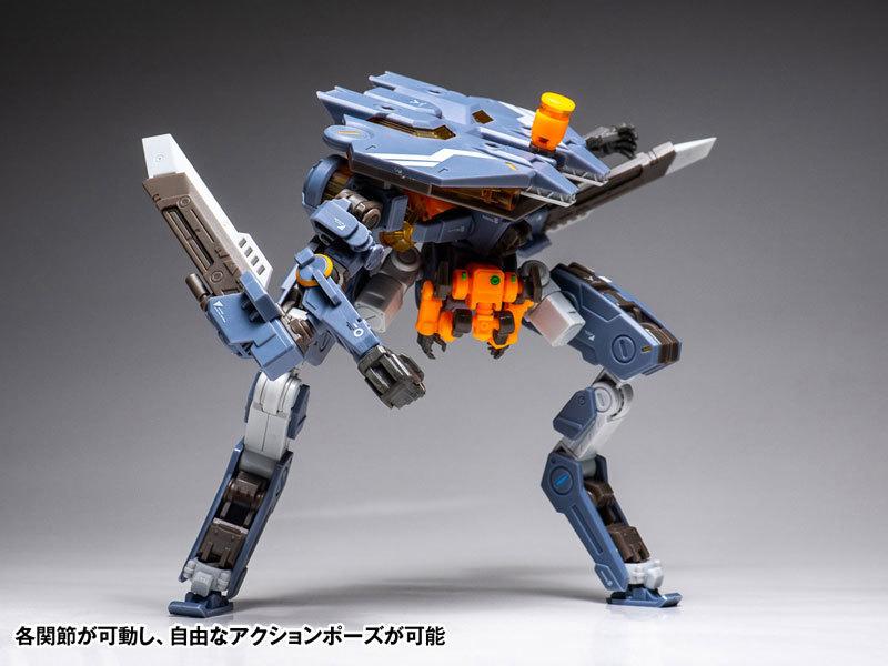 "RB-05 CARBE ""棘蟹"" (ユニバーサルカラーVer) アクションフィギュアFIGURE-056638_06"