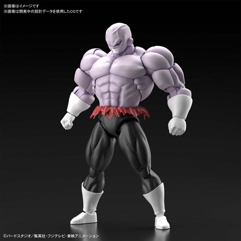 Figure-rise Standard ジレン プラモデルFIGURE-056329_02