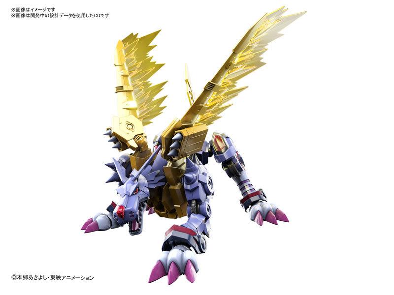 Figure-rise Standard メタルガルルモン(AMPLIFIED) プラモデルFIGURE-056326_01