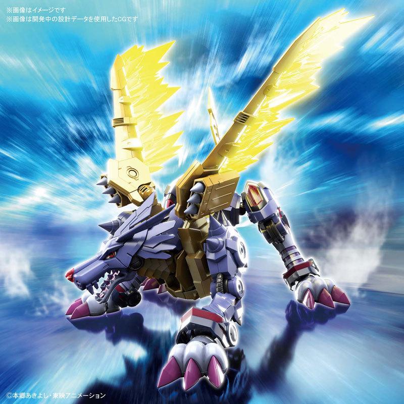 Figure-rise Standard メタルガルルモン(AMPLIFIED) プラモデルFIGURE-056326_02