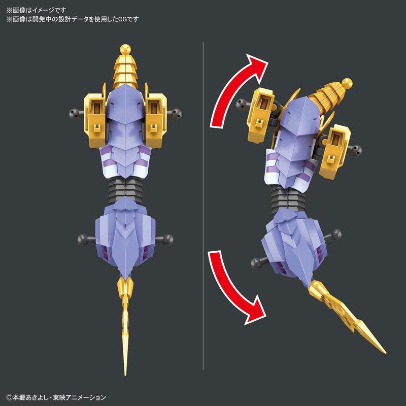 Figure-rise Standard メタルガルルモン(AMPLIFIED) プラモデルFIGURE-056326_05