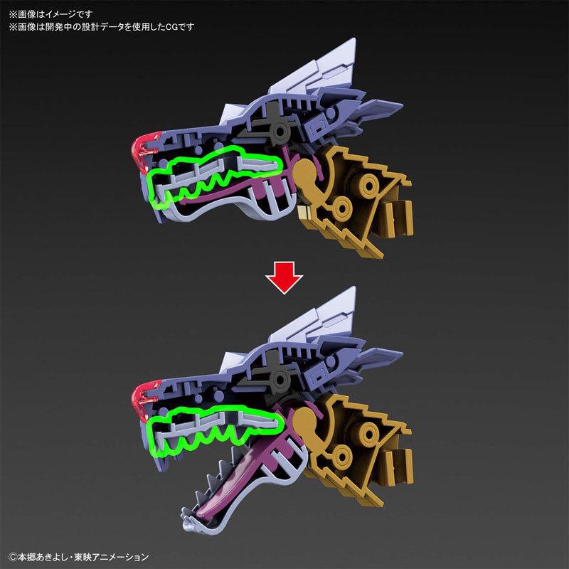 Figure-rise Standard メタルガルルモン(AMPLIFIED) プラモデルFIGURE-056326_07