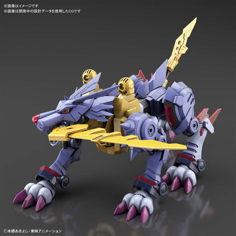 Figure-rise Standard メタルガルルモン(AMPLIFIED) プラモデルFIGURE-056326_09
