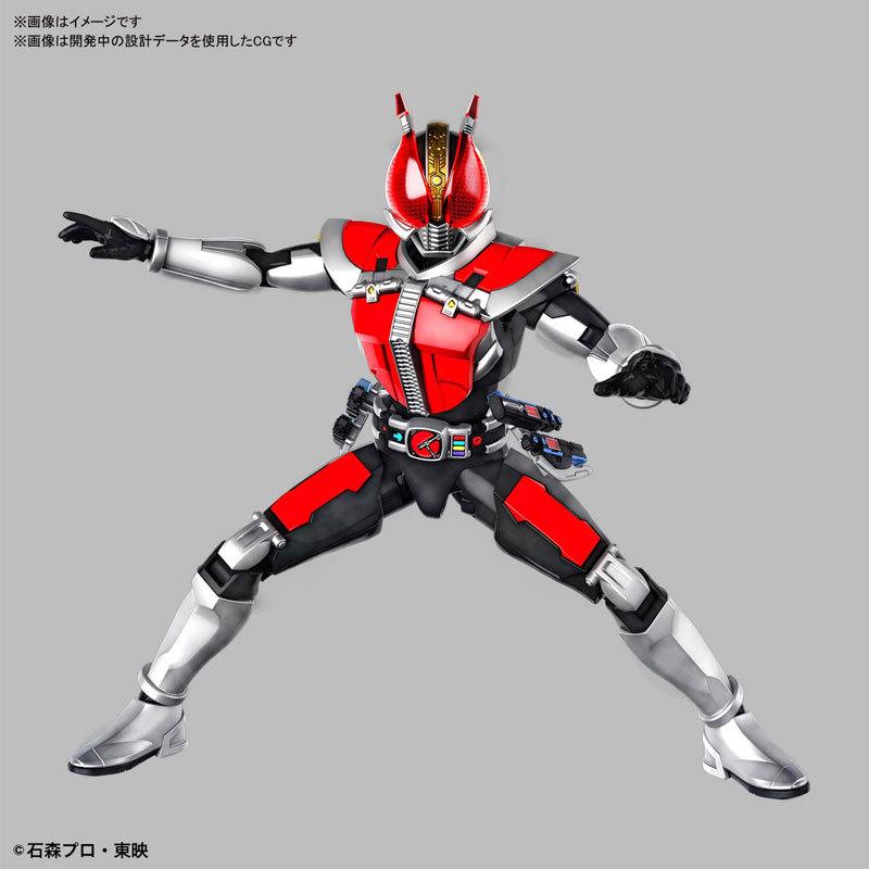 Figure-rise Standard 仮面ライダー電王 ソードフォーム&プラットフォーム プラモデルFIGURE-056328_01