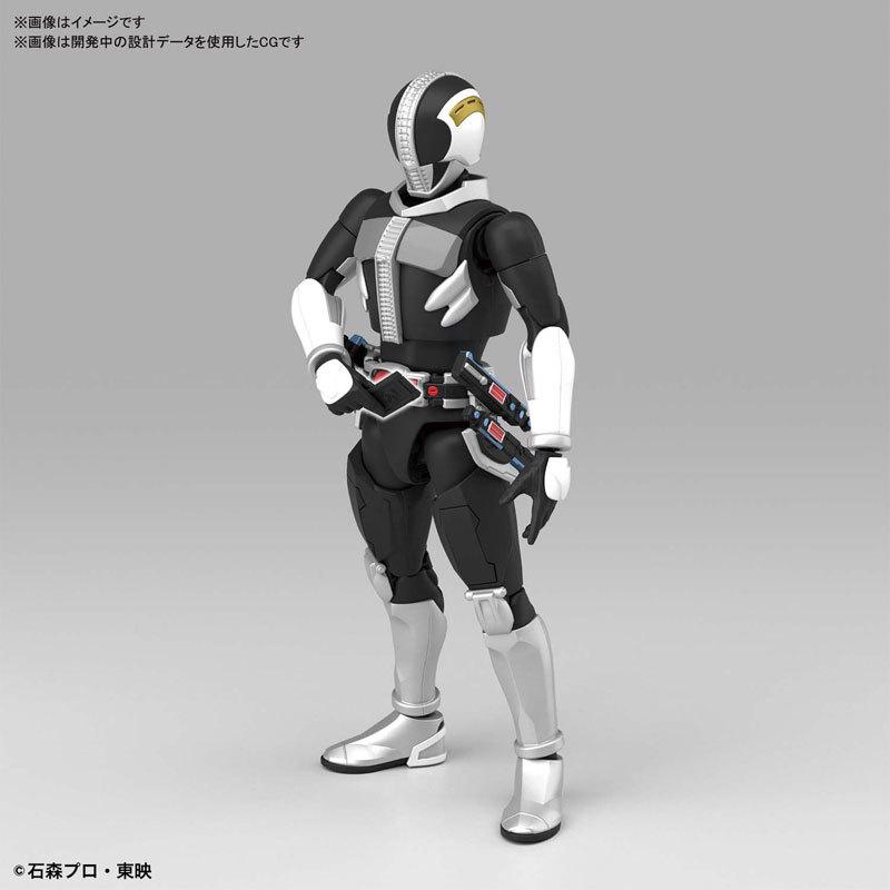 Figure-rise Standard 仮面ライダー電王 ソードフォーム&プラットフォーム プラモデルFIGURE-056328_02