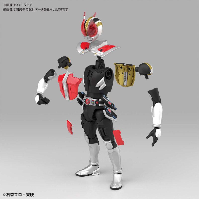 Figure-rise Standard 仮面ライダー電王 ソードフォーム&プラットフォーム プラモデルFIGURE-056328_03