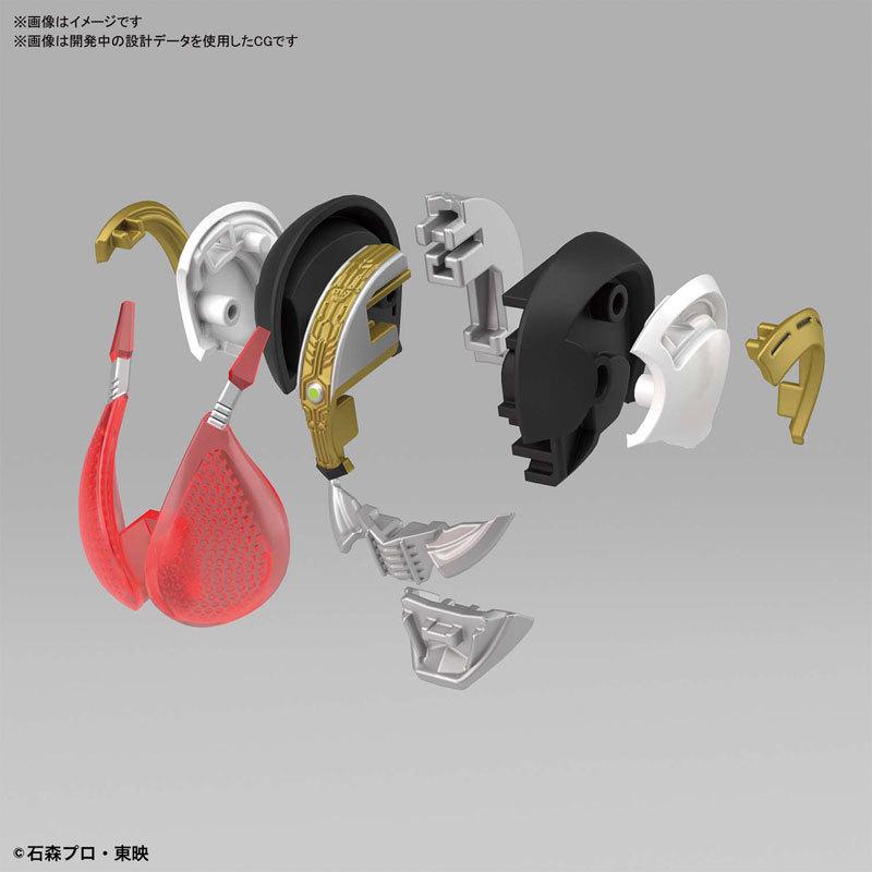 Figure-rise Standard 仮面ライダー電王 ソードフォーム&プラットフォーム プラモデルFIGURE-056328_04
